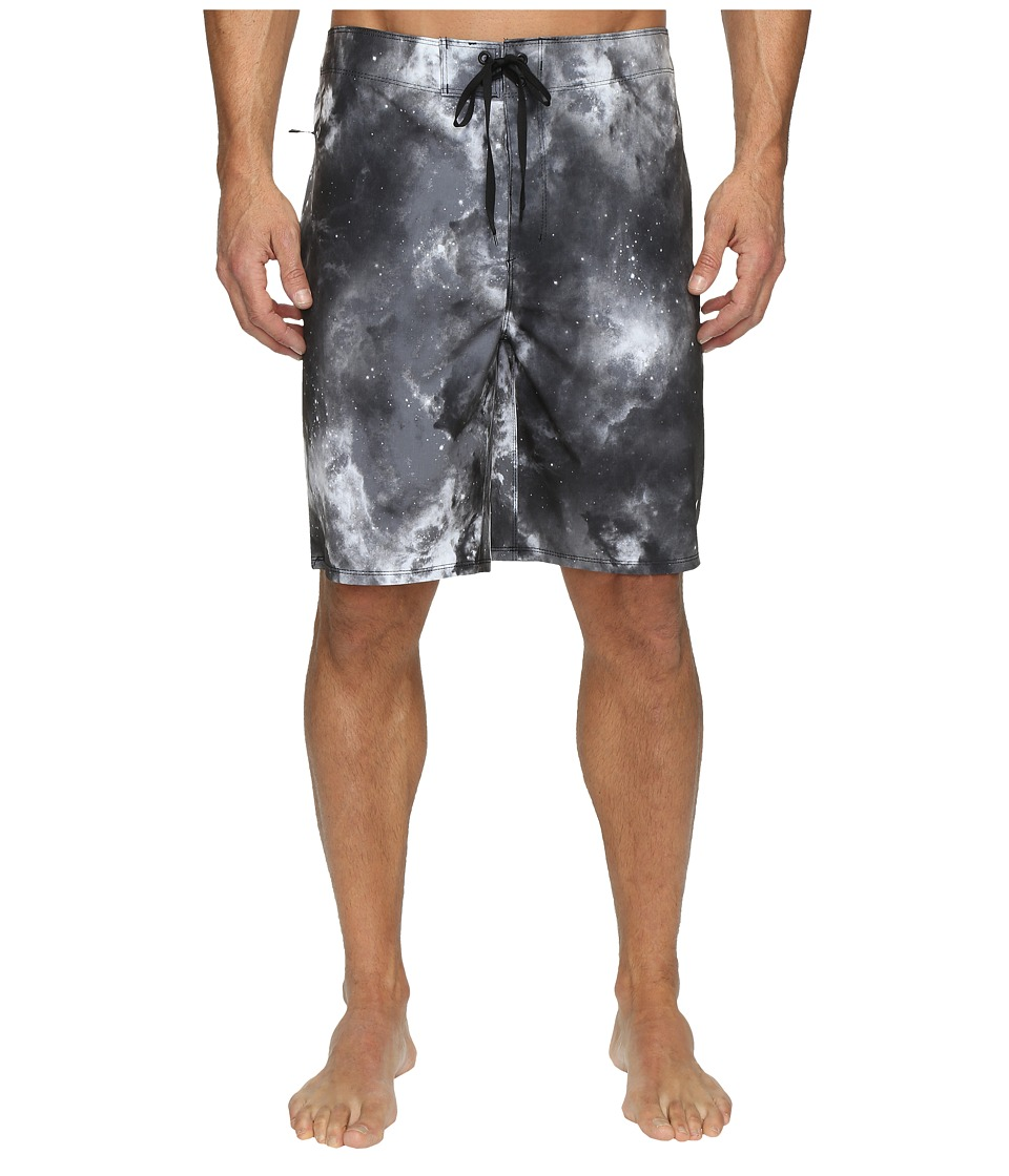 Hurley - Phantom JJF 3 Nebula 20 Boardshorts (Black) Men's Swimwear