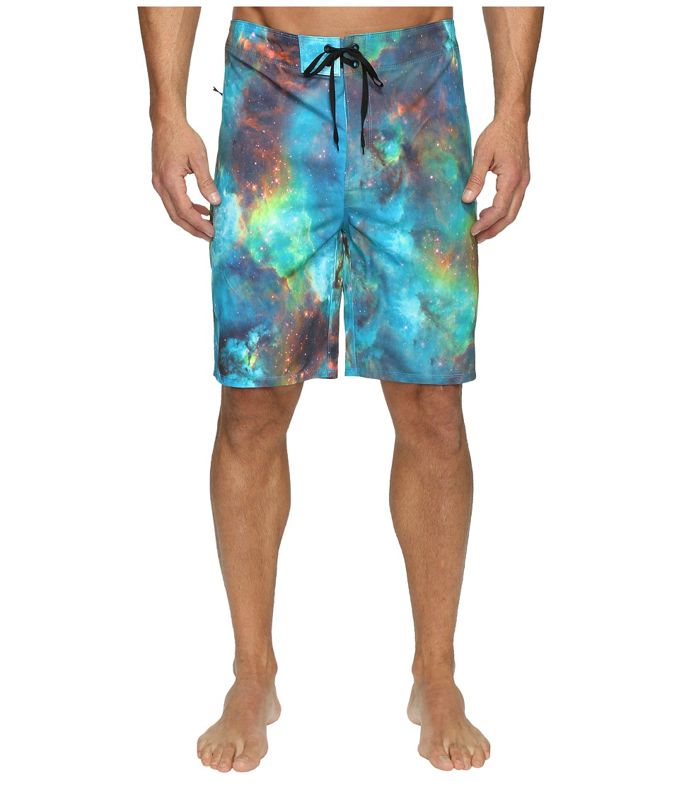 Hurley - Phantom JJF 3 Nebula 20 Boardshorts (Multi) Men's Swimwear