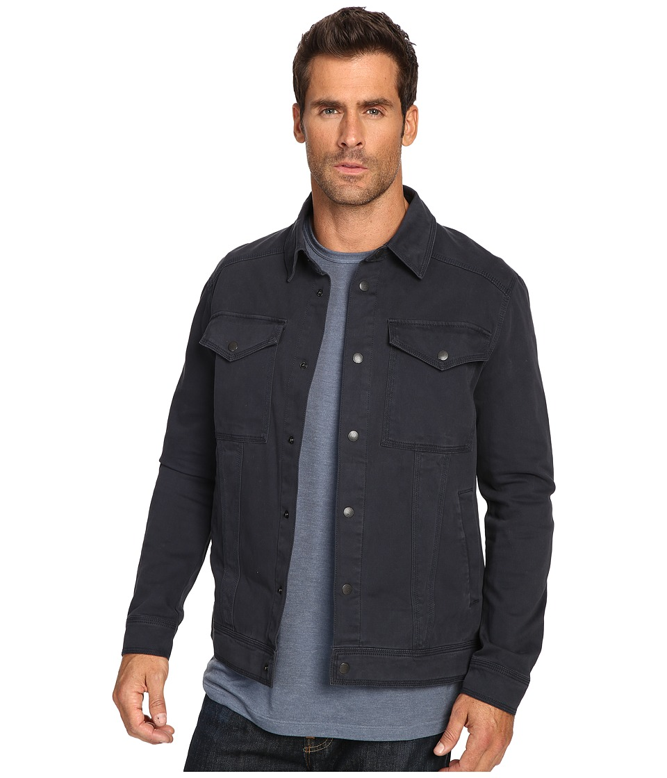 Michael Stars - Shirt Jacket (Navy) Men's Coat