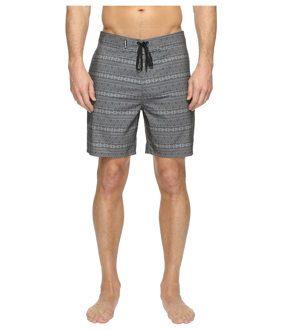 Hurley - Phantom Apache Boardshorts 19 (Cool Grey) Men's Swimwear