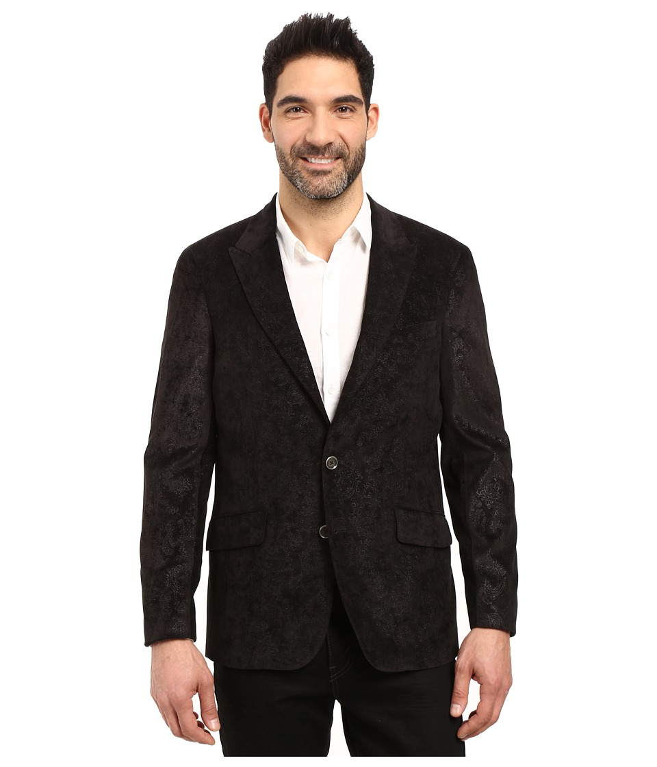 Robert Graham - Kellen Sportcoat (Black) Men's Coat