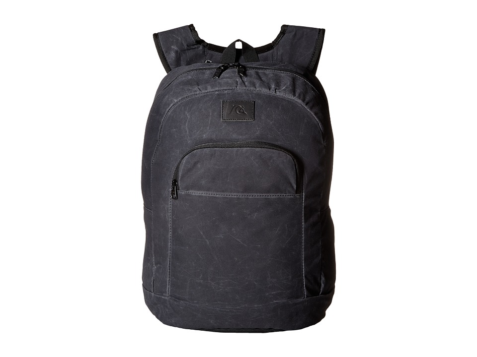 Quiksilver - Dart Modern Original Backpack (Oldy Black) Backpack Bags