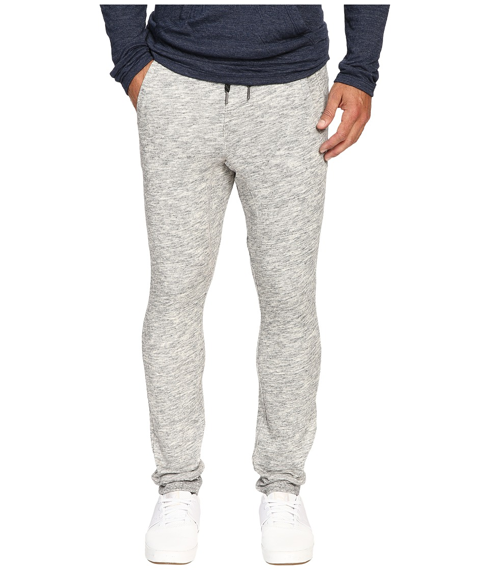 Michael Stars - Pull-On Pants (Heather Grey) Men's Casual Pants