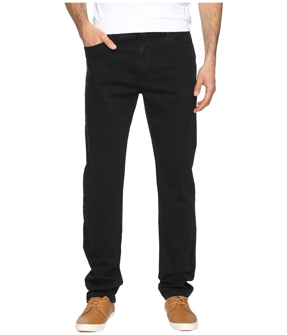 Michael Stars - Classic Five-Pocket Pants (Black) Men's Casual Pants