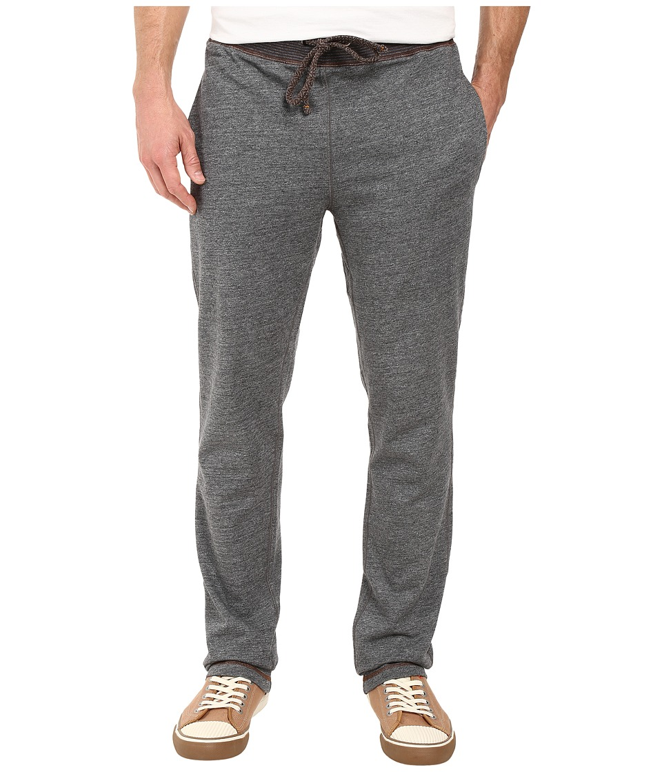 Robert Graham - Desi Sweatpants (Heather Charcoal) Men's Casual Pants