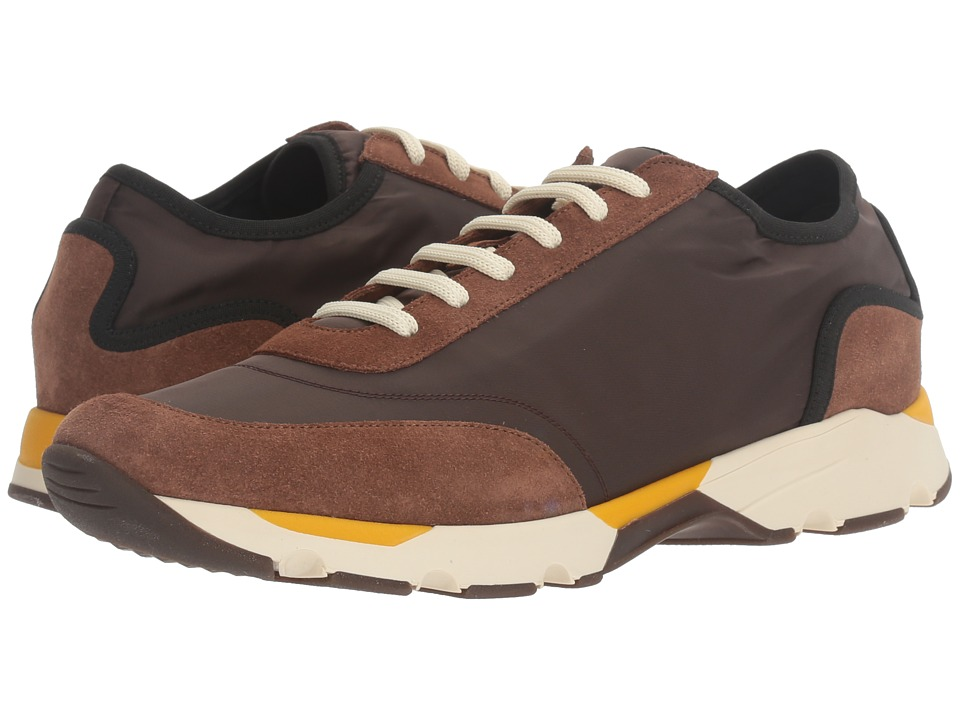 MARNI - Runner Sneaker (Brown Cacao) Men's Shoes