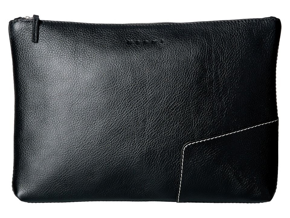 MARNI - Zip Pouch (Black) Travel Pouch