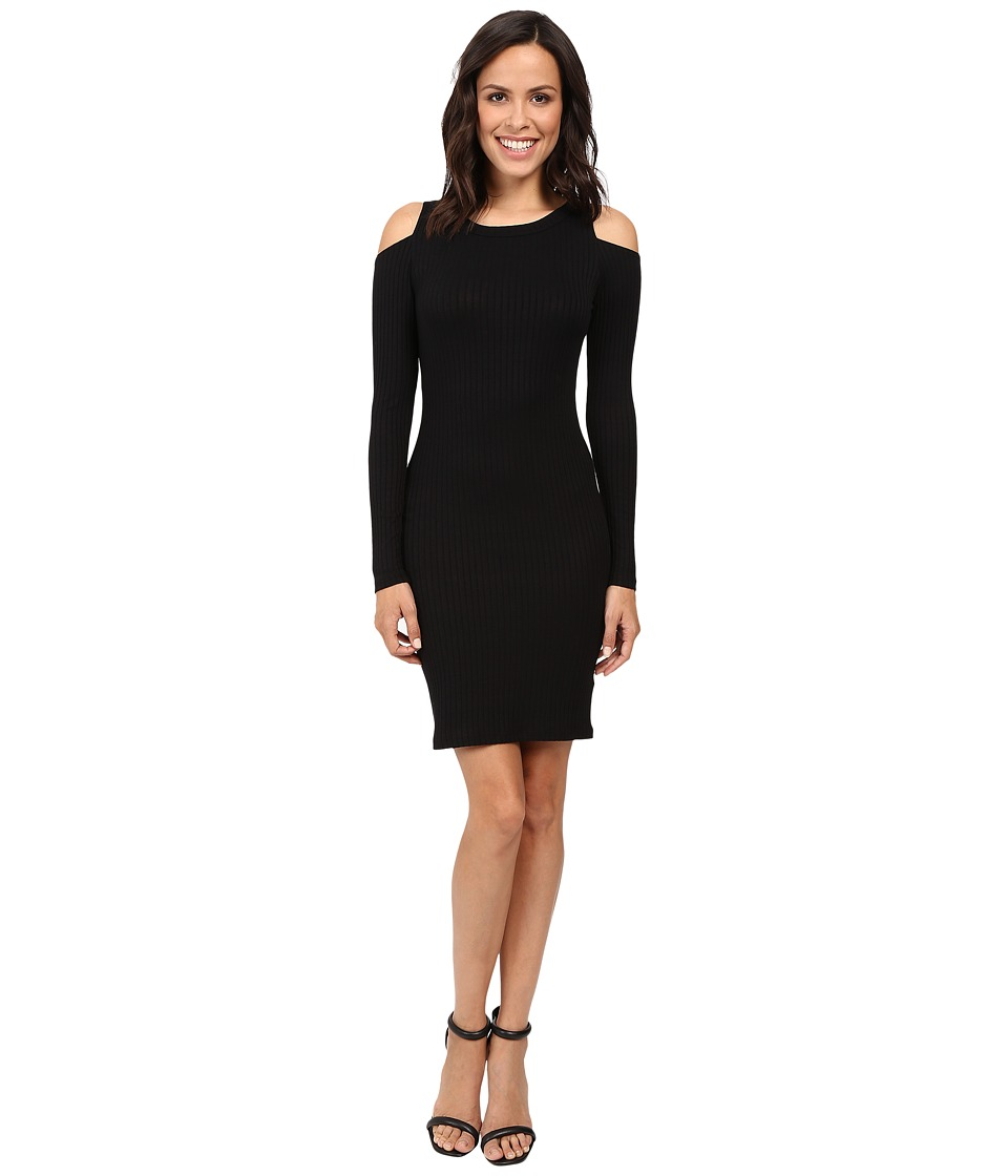 LNA - Ashley Jane Dress (Black) Women's Dress