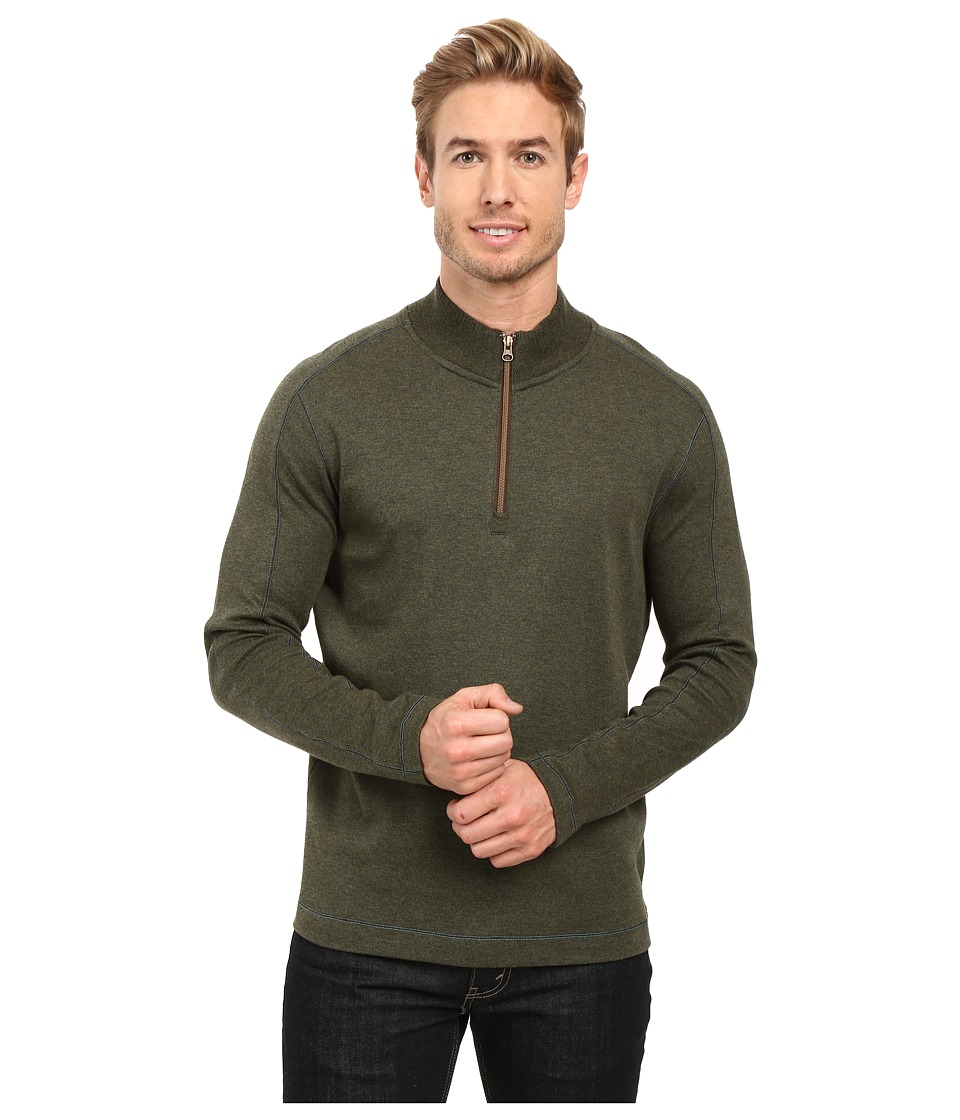 Robert Graham - Elia Knit (Heather Forest) Men's Clothing