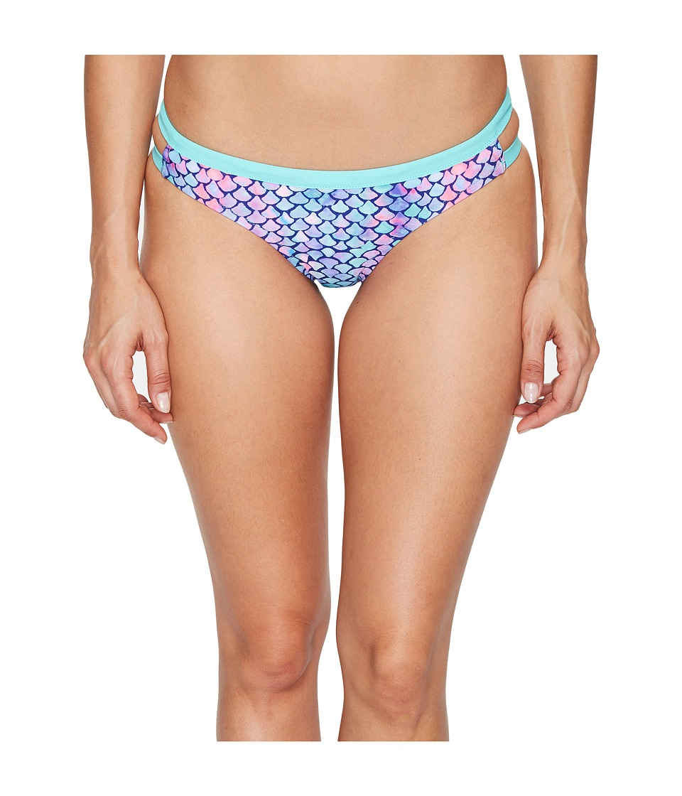 Speedo - Double Band Bottom (Multi Splash) Women's Swimwear