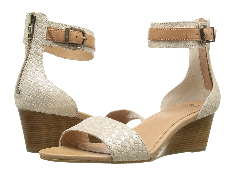 UGG - Char (Soft Gold) Women's Dress Sandals