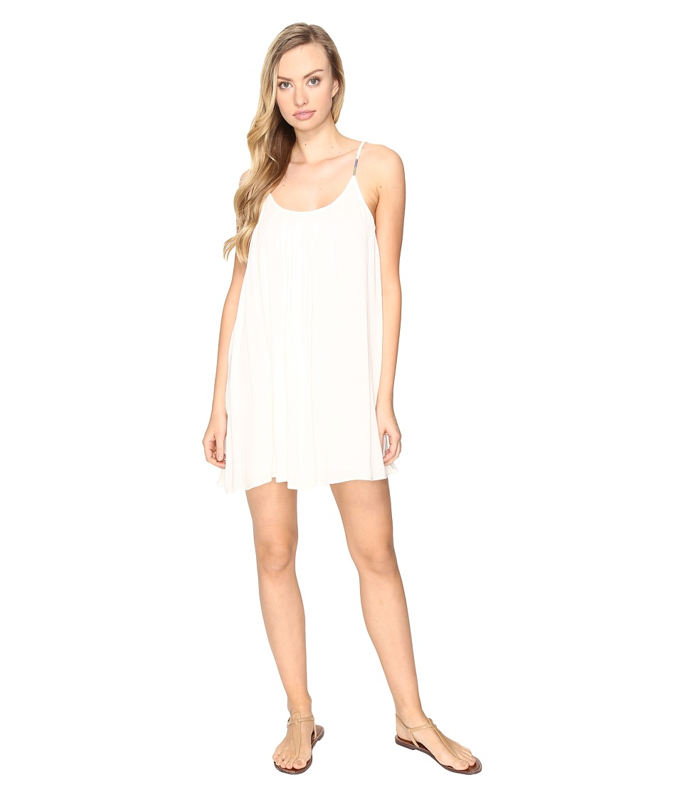 Roxy - Perpetual Dress (Marshmallow) Women