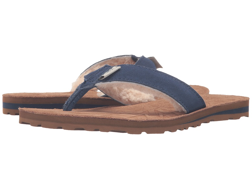 UGG - Tasmina (Navy) Women's Sandals