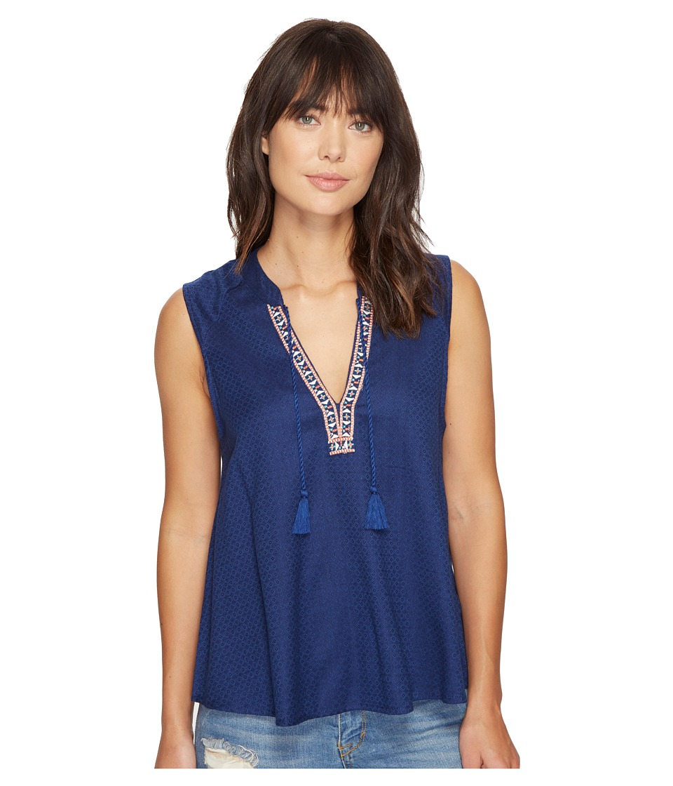 Roxy - Magic Hour Tank (Blue Depths) Women's Sleeveless