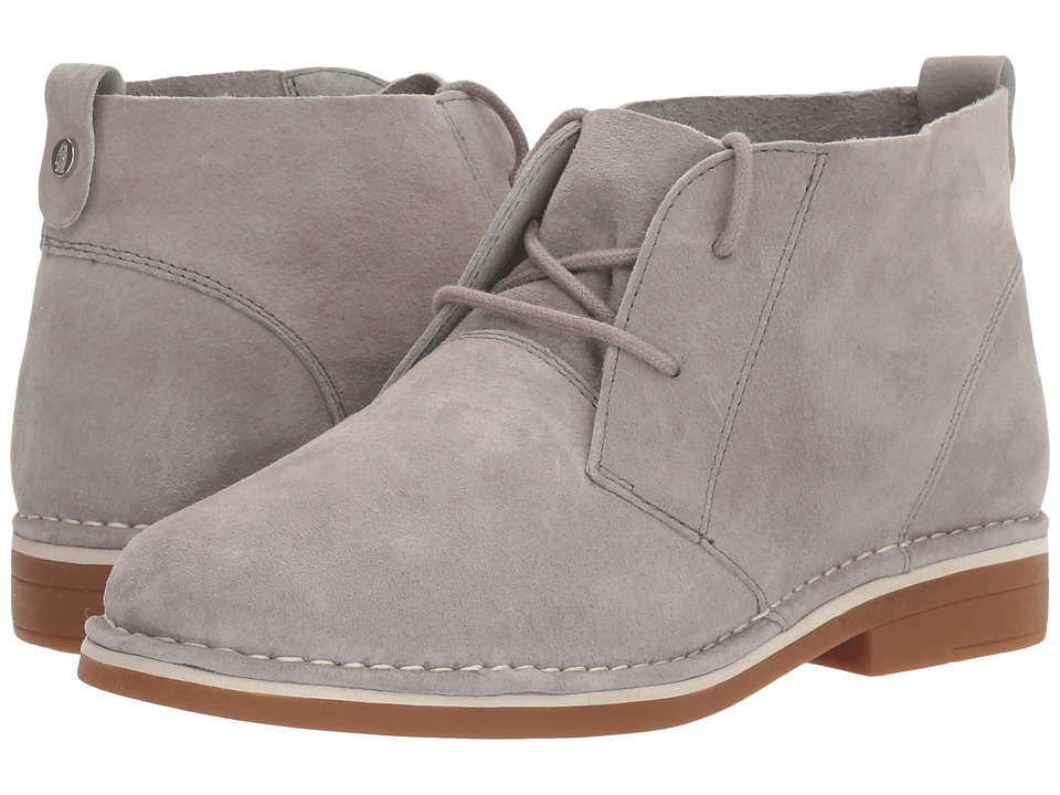 Hush Puppies Cyra Catelyn (Frost Grey Suede) Women