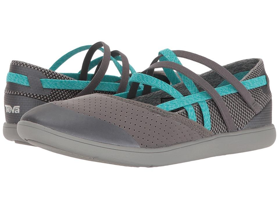 Teva - Hydro-Life Slip-On (Granite) Women's Shoes