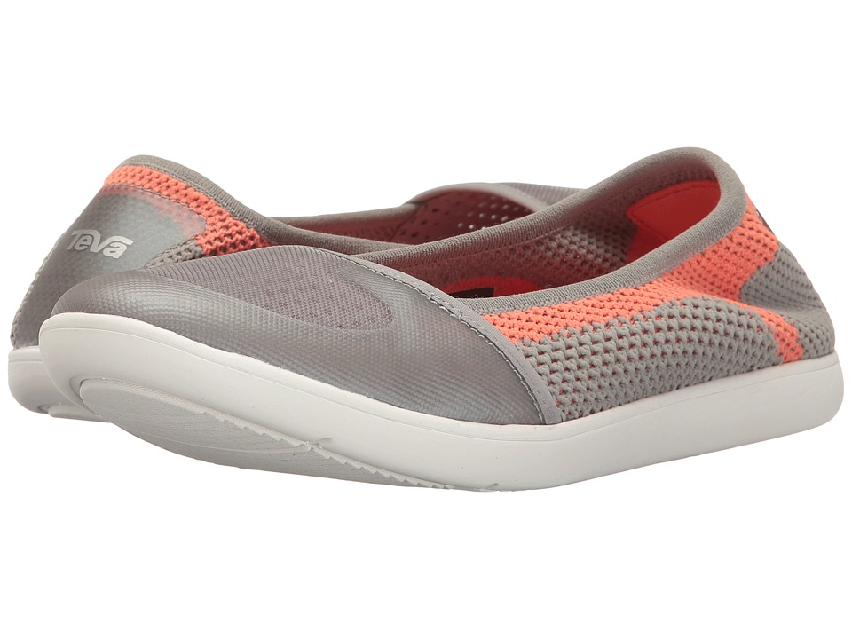 Teva - Hydro-Life Ballerina (Grey) Women's Shoes
