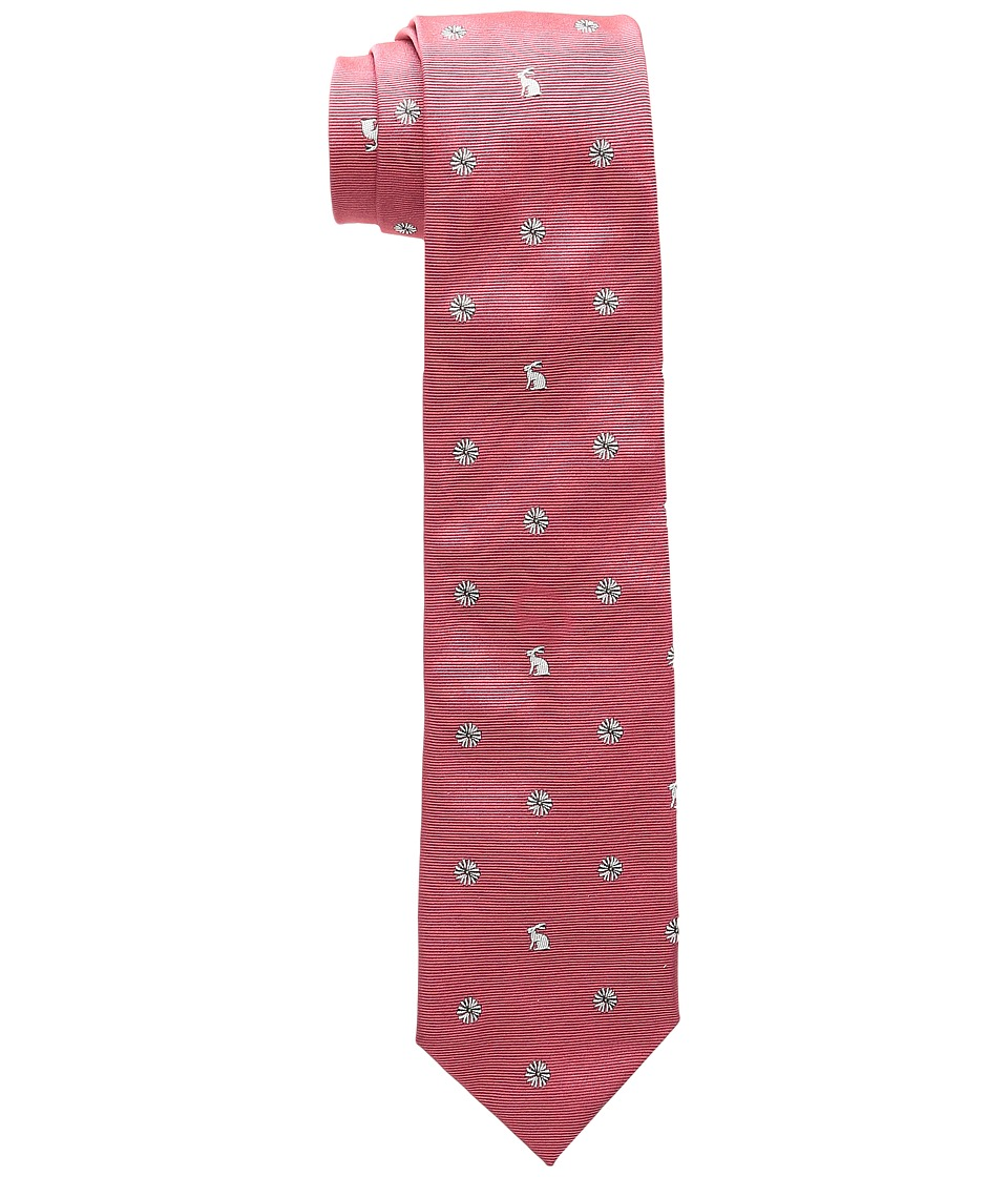 Paul Smith - Rabbit and Flower Tie 6 cm (Multi) Ties