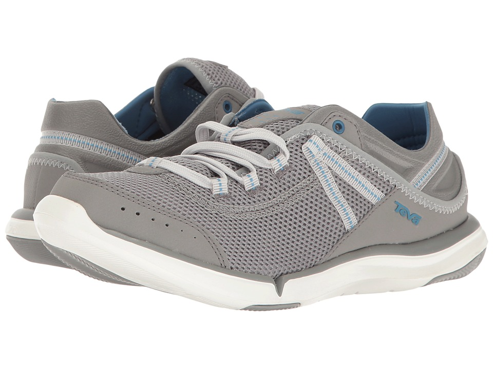 Teva - Evo (Grey) Women's Shoes