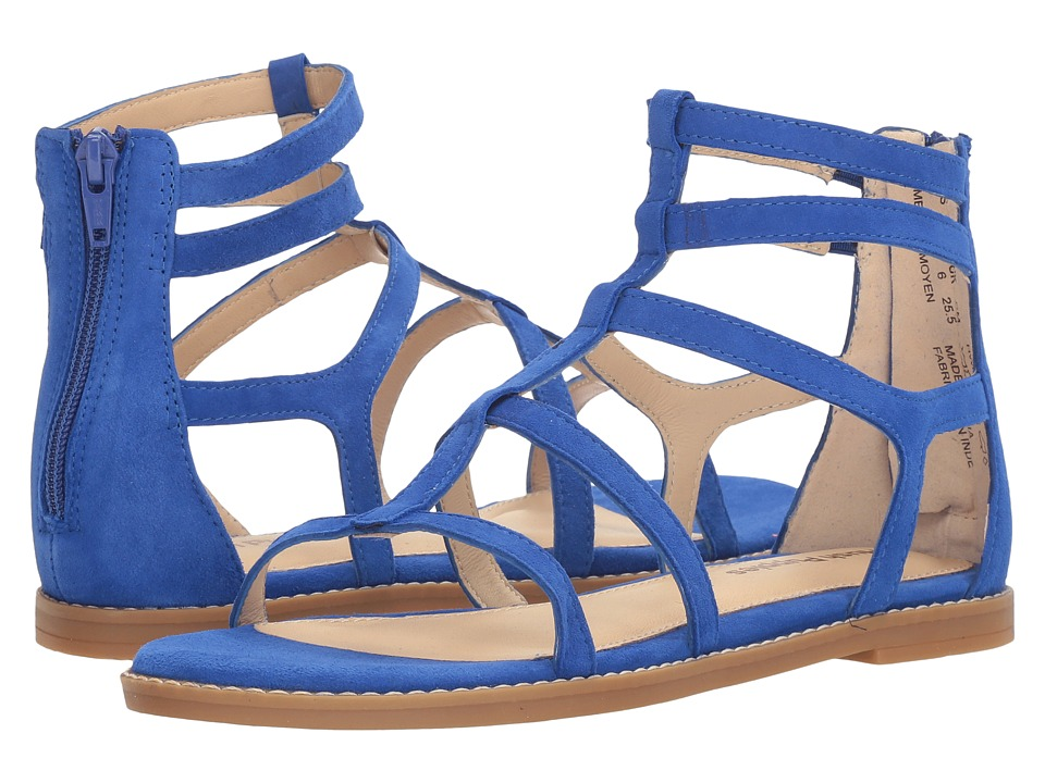 Hush Puppies - Abney Chrissie Lo (Cobalt Blue) Women's Sandals