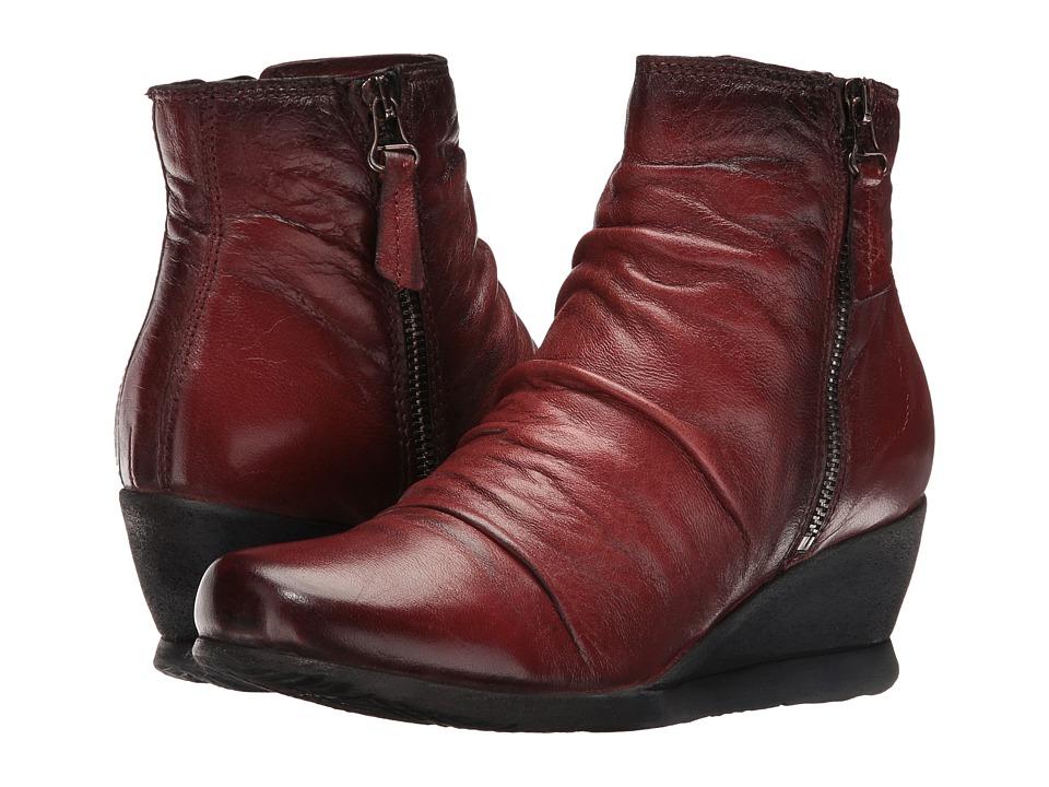 Miz Mooz - Mariette (Red) Women's Shoes
