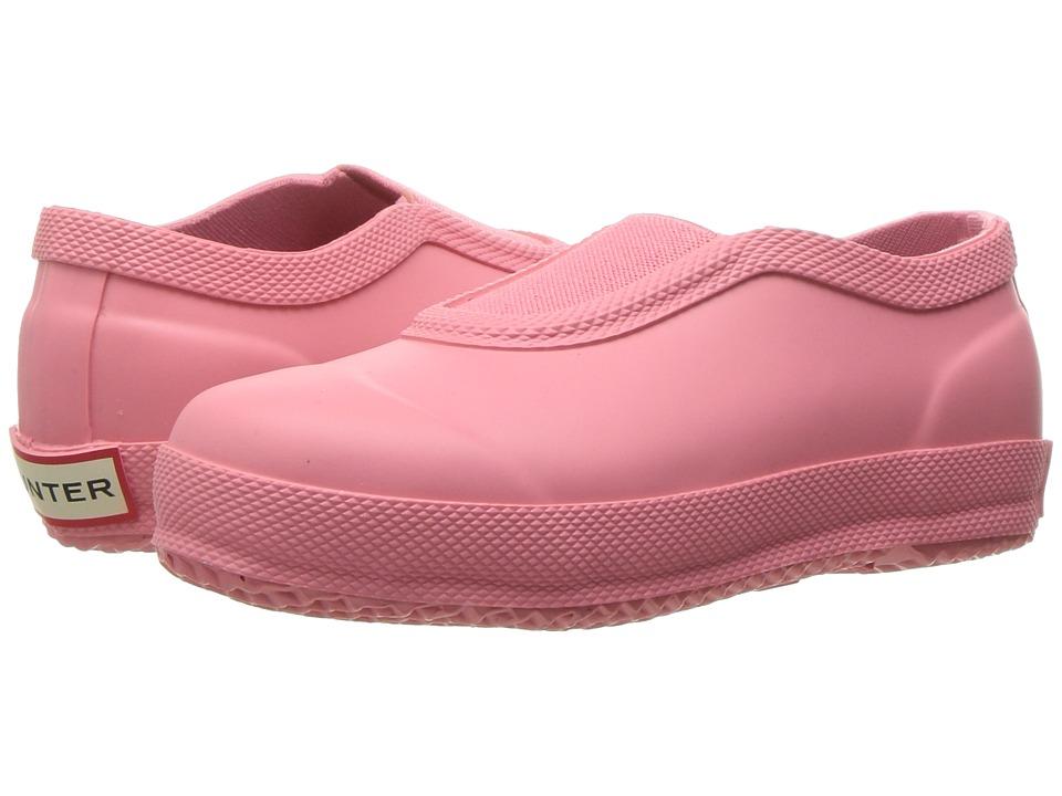 Hunter Kids - Original Plimsole (Toddler/Little Kid) (Panther Pink) Kids Shoes