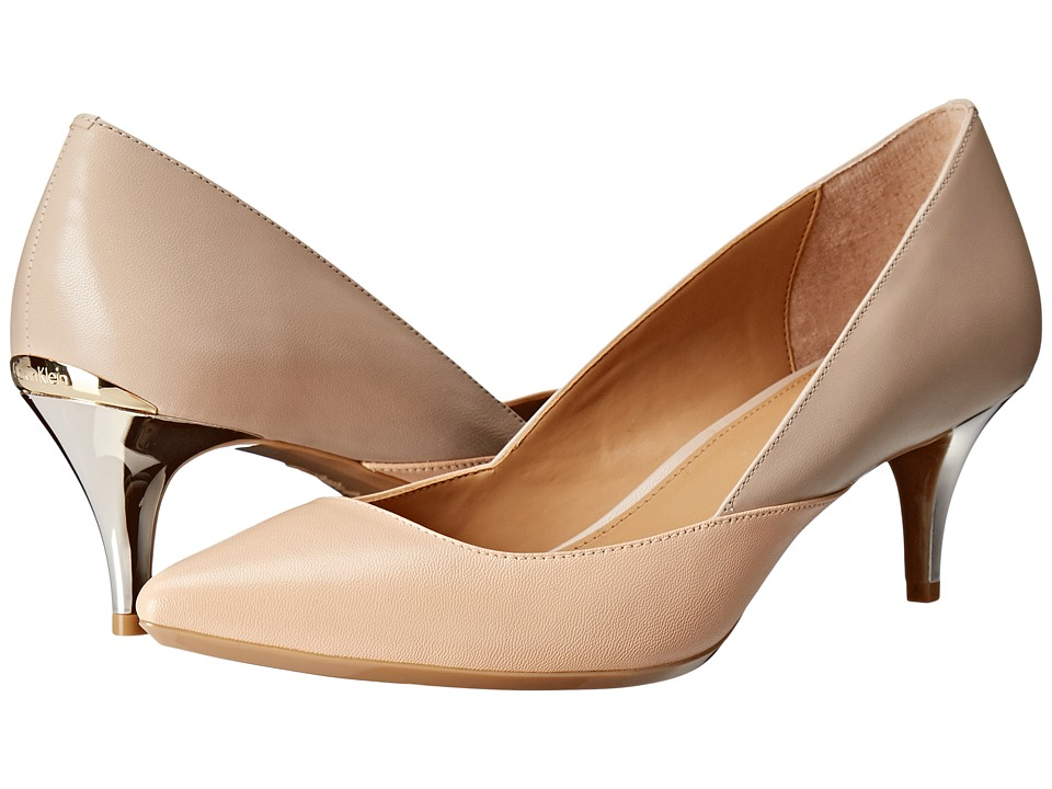 Calvin Klein - Patna (Blush/Nude Cocoon) Women's Shoes