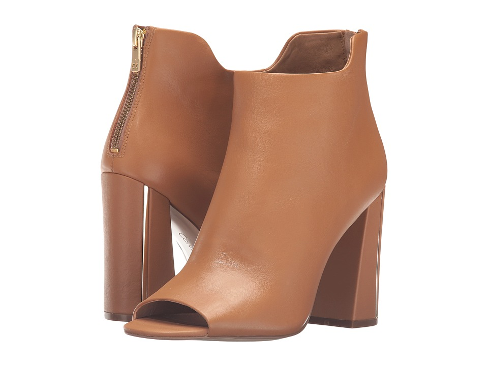 Calvin Klein - Lulah (Almond Tan) High Heels