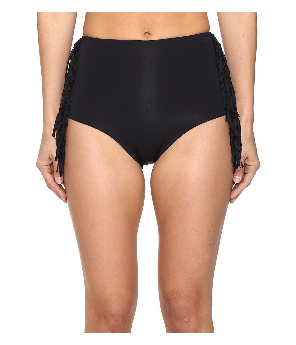L*Space - Brooklyn Classic Bottom (Black) Women's Swimwear
