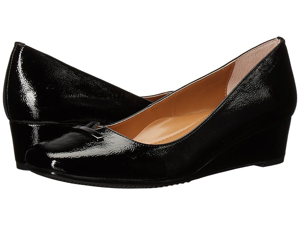 J. Renee - Yaralla (Black Crinkle) Women's Shoes
