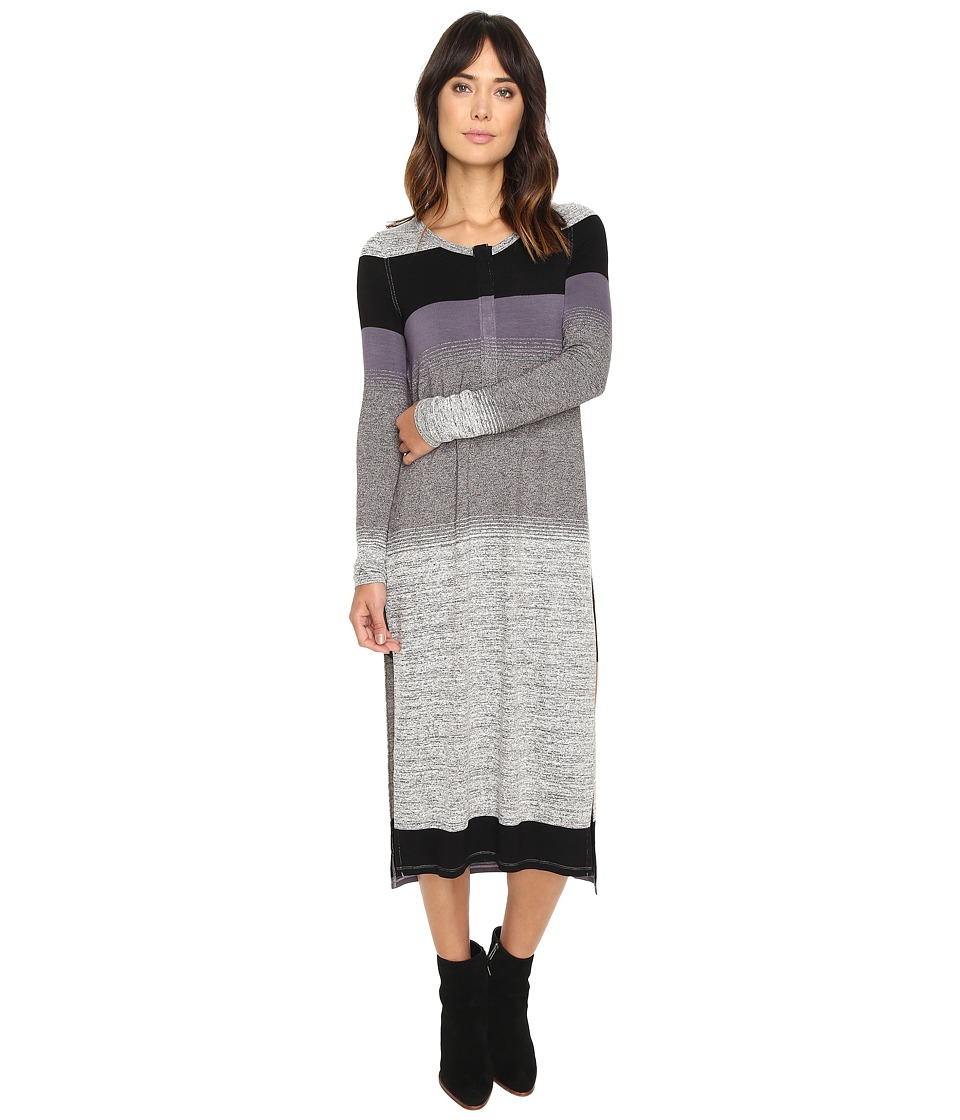 Free People - Loretta Maxi Dress (Grey) Women's Dress