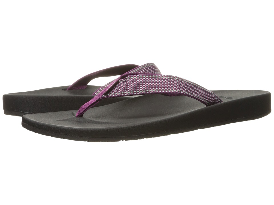 Teva - Azure Flip (Avalon Dark Purple) Women's Sandals