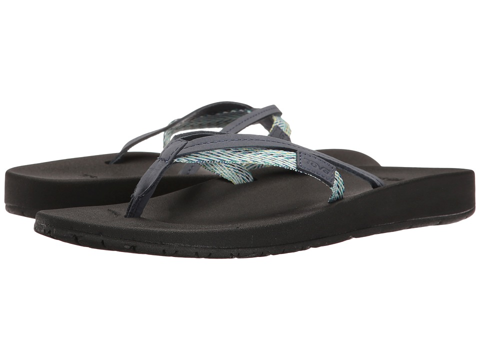 Teva - Azure 2 Strap (Blue Multi) Women's Sandals