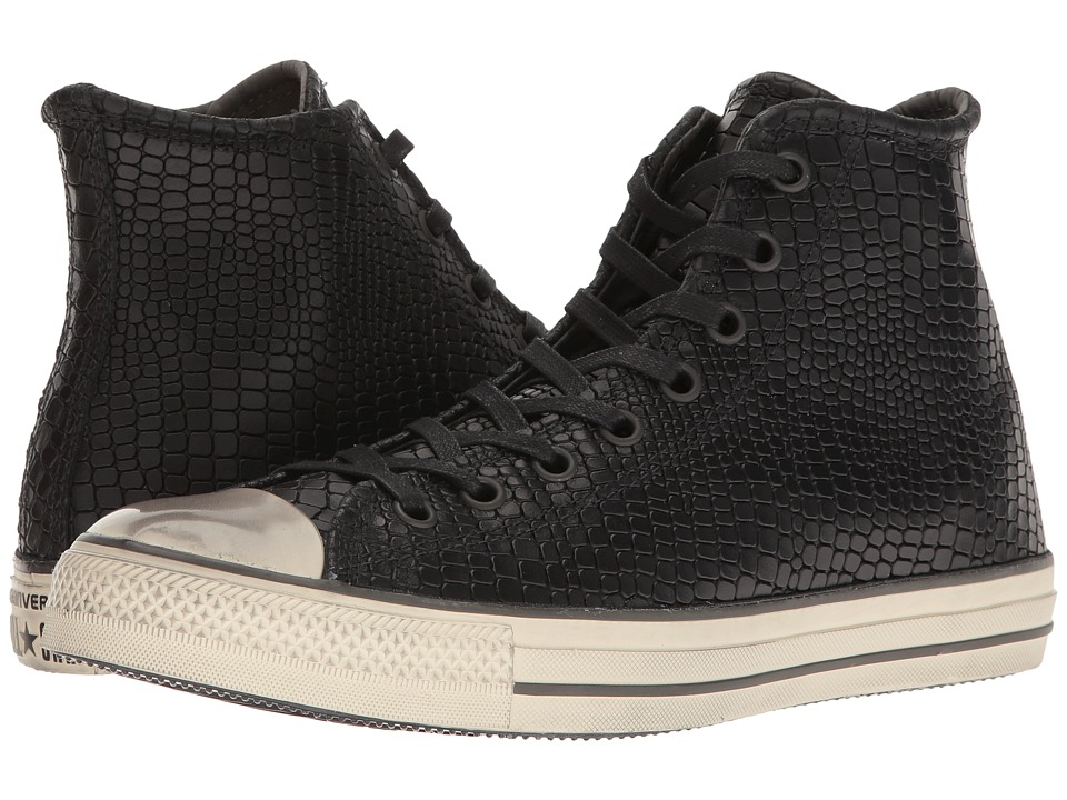 Converse by John Varvatos - Chuck Taylor All Star Hi (Black/Beluga/Turtledove) Shoes