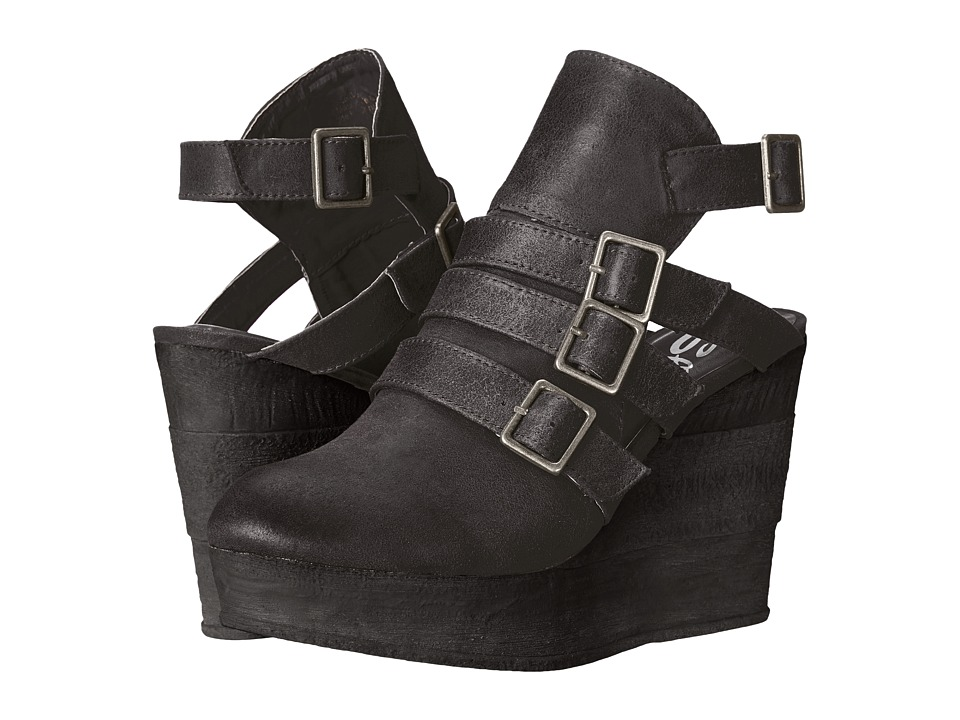Sbicca - Gomez (Black) Women's Shoes