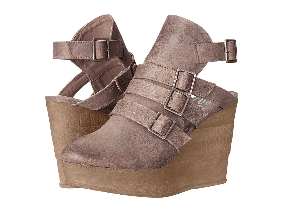 Sbicca - Gomez (Taupe) Women's Shoes
