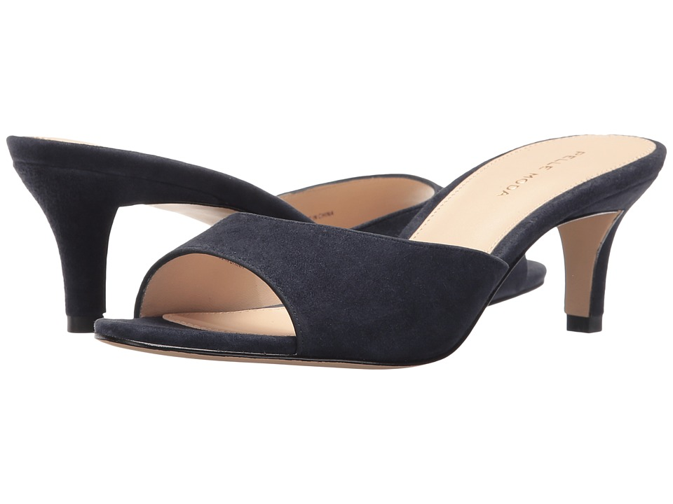 Pelle Moda Bex (Midnight Suede) Women