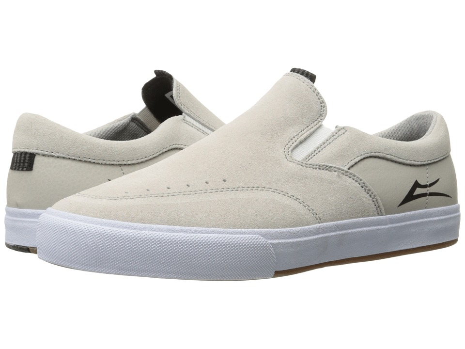 Lakai - Owen VLK (Stone Suede) Men's Shoes