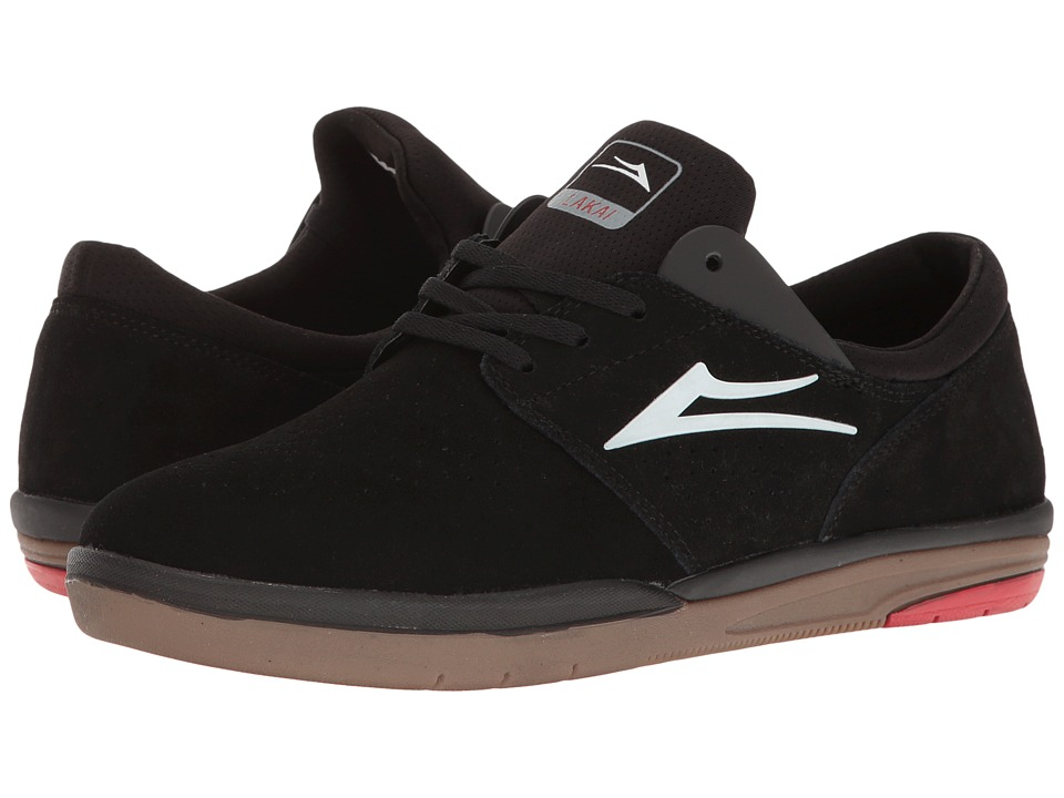 Lakai Fremont (Black/Gum Suede) Men