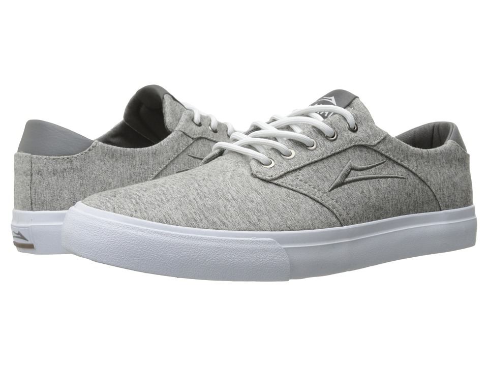 Lakai - Porter (Grey Textile) Men's Shoes