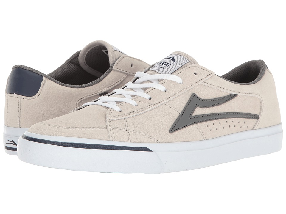 Lakai - Ellis (Stone Suede) Men's Shoes
