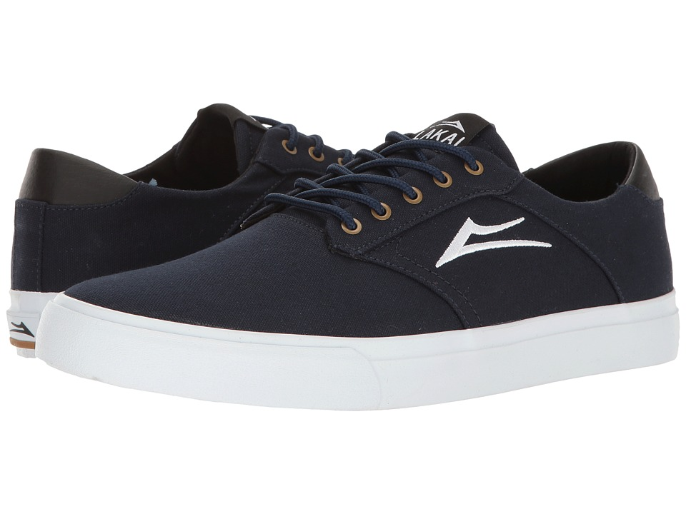 Lakai - Porter (Midnight Canvas) Men's Shoes