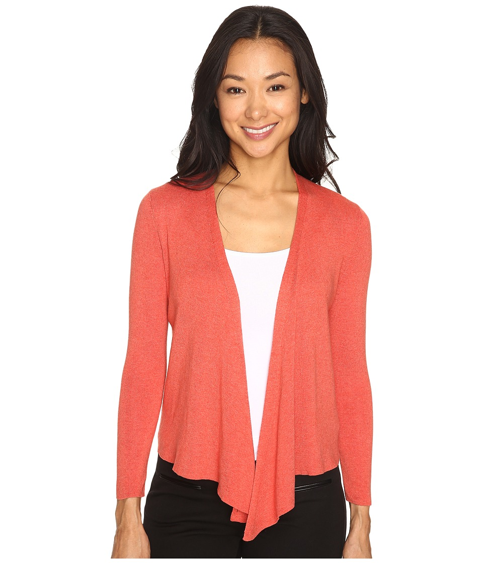 NIC+ZOE - Petite 4-Way Cardy (Spice Rose) Women's Sweater