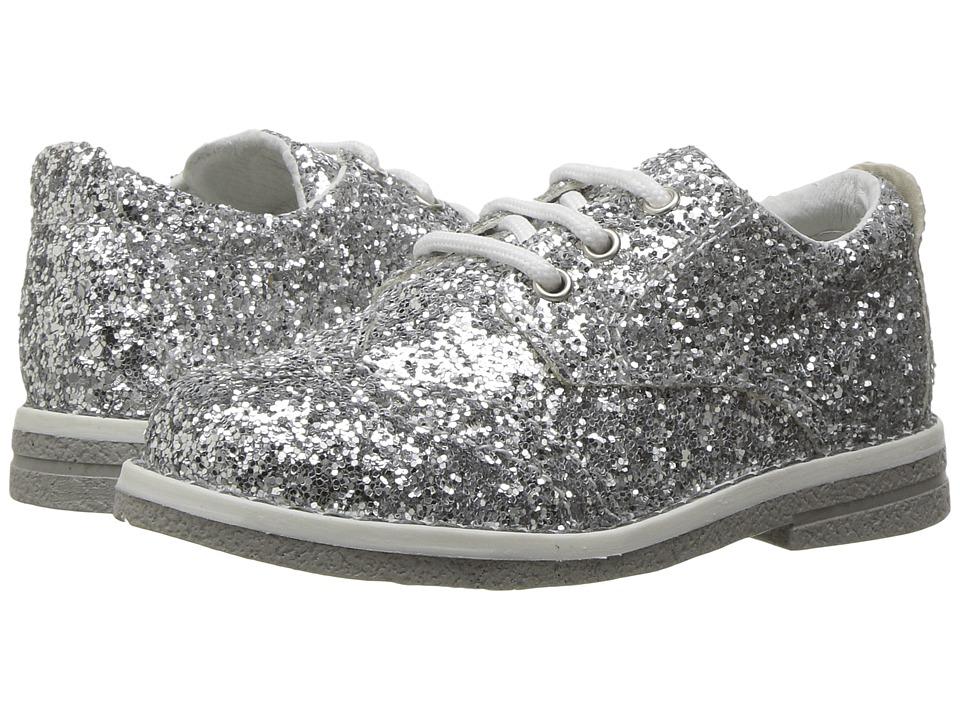 Primigi Kids - PHI 7530 (Toddler) (Silver) Girl's Shoes