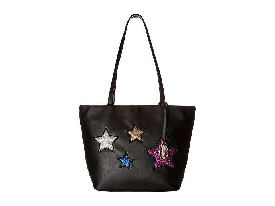 CARLOS by Carlos Santana - Novelty Small Tote (Black Multi) Tote Handbags
