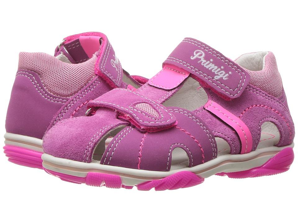 Primigi Kids - PSS 7084 (Toddler/Little Kid) (Fuchsia) Girl's Shoes