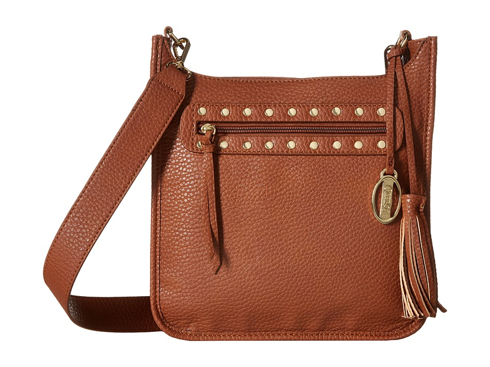 CARLOS by Carlos Santana - Capricorn Crossbody (Whiskey) Cross Body Handbags
