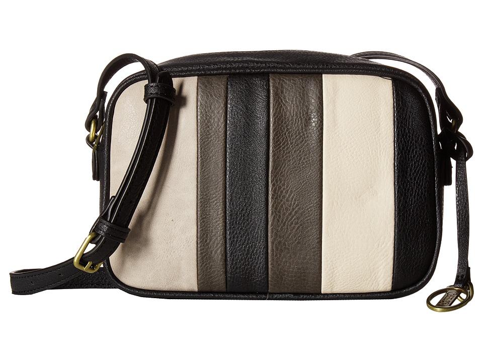 CARLOS by Carlos Santana - Virgo Camera Bag (Black Multi) Bags