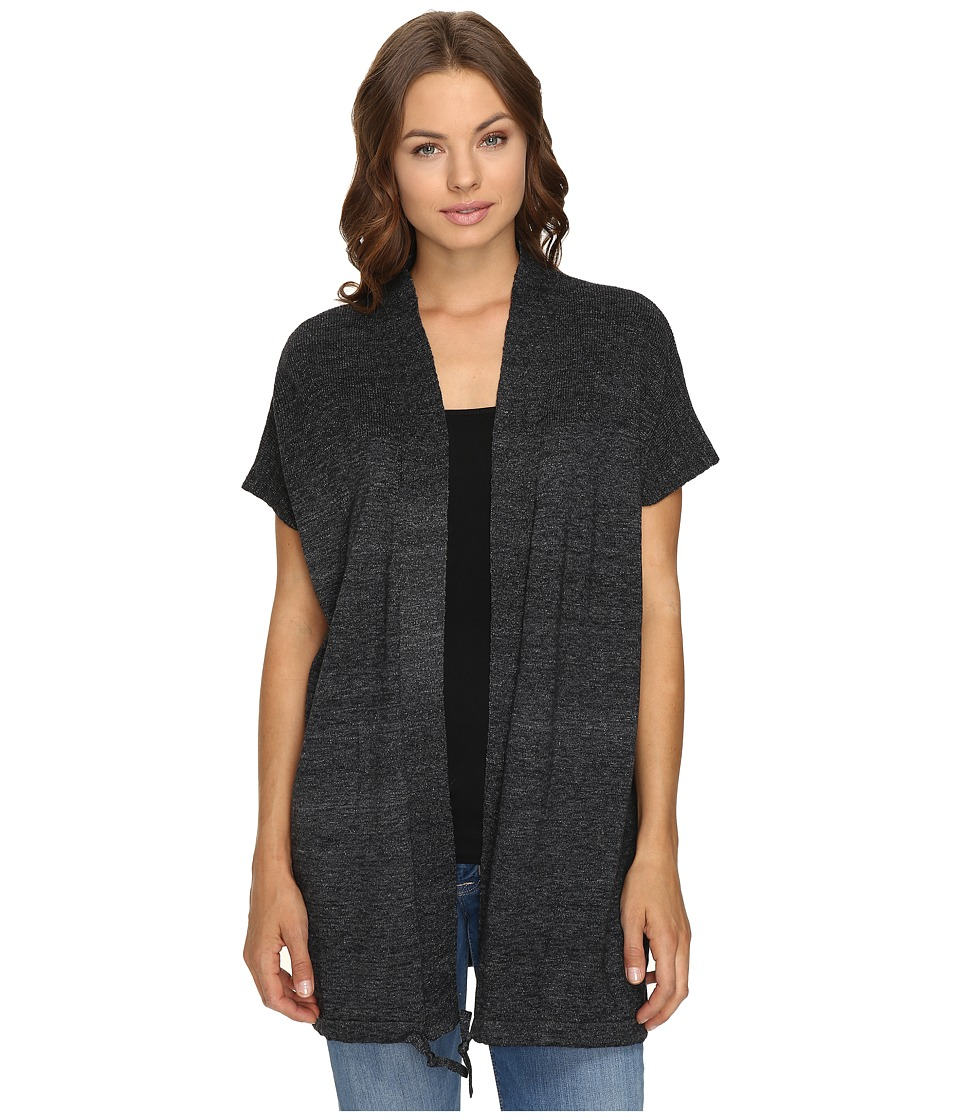 Mavi Jeans - Cardigan (Black) Women's Sweater