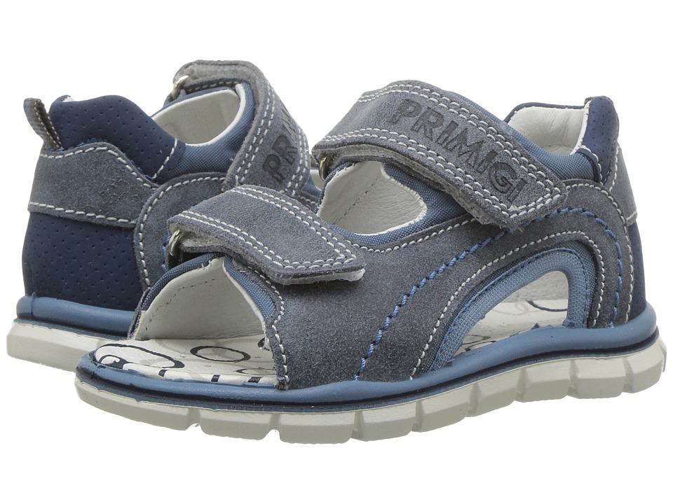 Primigi Kids - PTZ 7564 (Infant/Toddler) (Jeans) Boy's Shoes